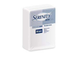 Serenity Accessori Serenity Guanto Carta Tenderness